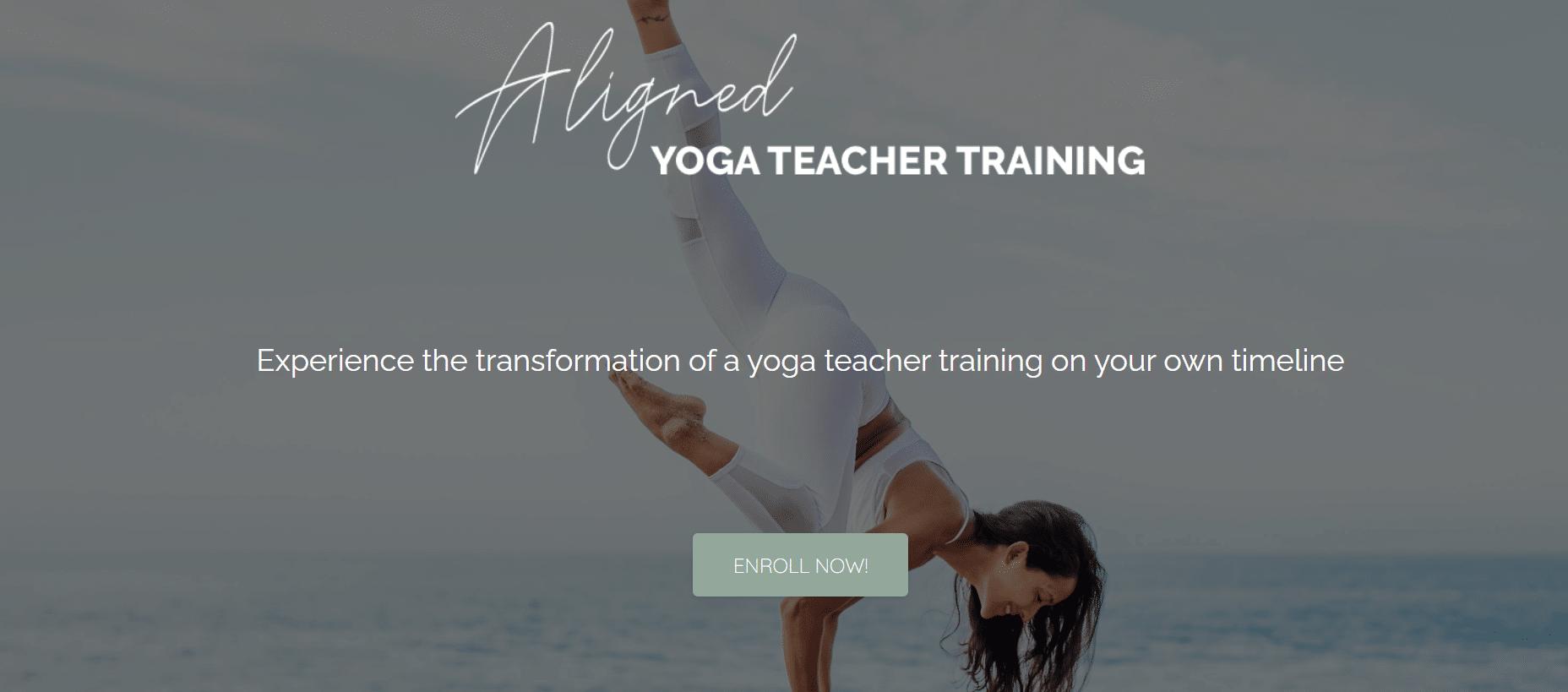 Best Online Yoga Teacher Certification 7