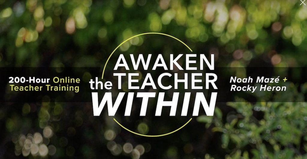 Yoga International Online Yoga Teacher Training