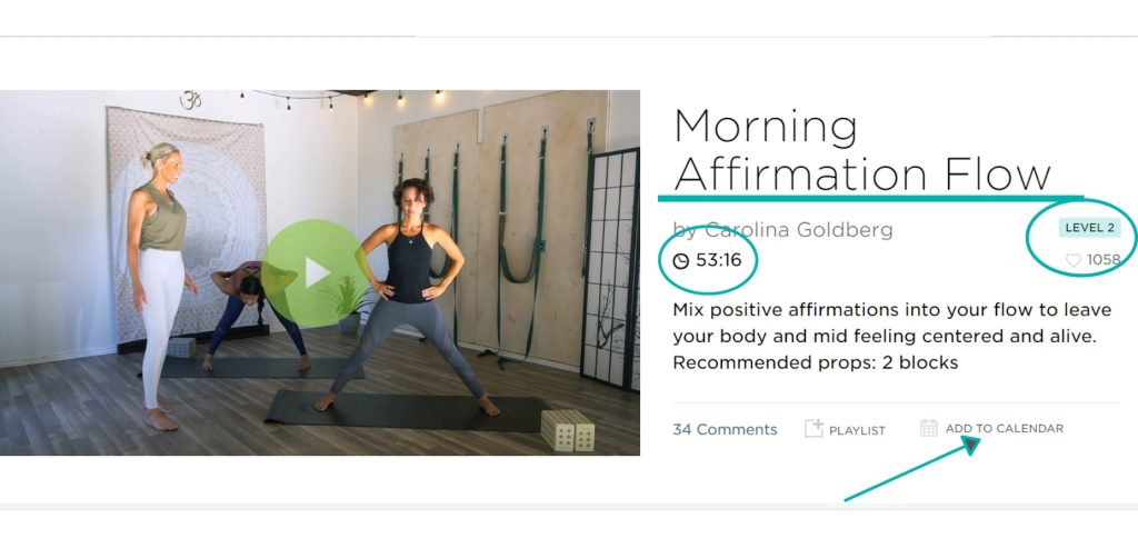 Myyogaworks review. Learn about MyYogaWorks online yoga classes and morning flow classes.