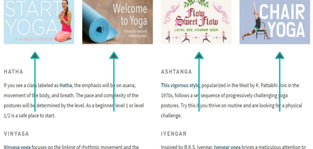 YogaAnytime Review. Beginner yogis can learn yoga online with YogaAnytime's beginner yoga classes and beginner online yoga flows.