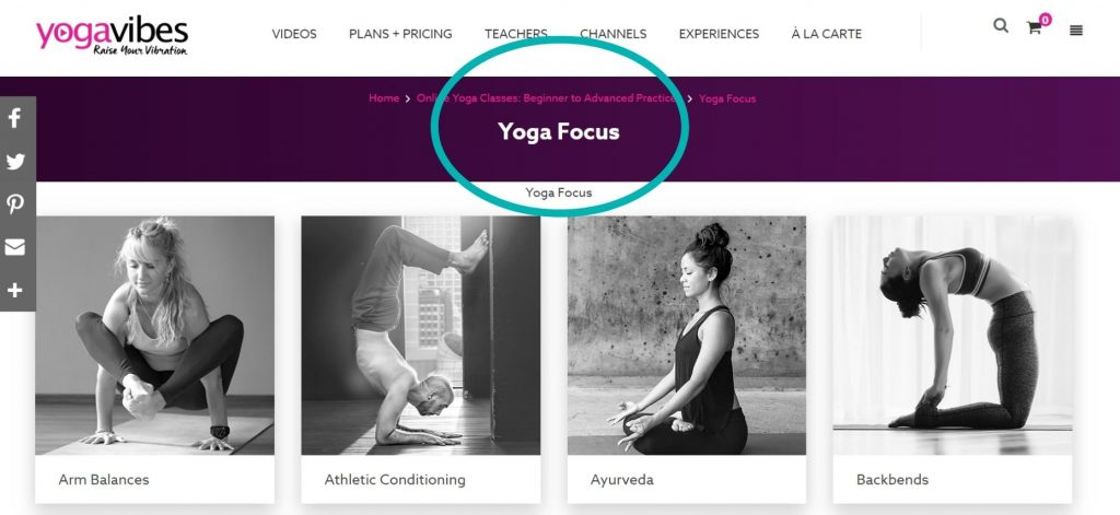 Learn about yoga anatomy on YogaVibes or deepen your at home yoga practice by learning backbends in YogaVibes online yoga classes.