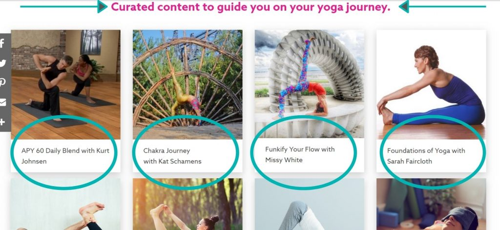 Read our YogaVibes to learn about YogaVibes and join this online yoga platform to learn the foundations of yoga at home in their streaming online yoga workouts.