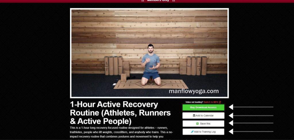 Man Flow Yoga Review 6