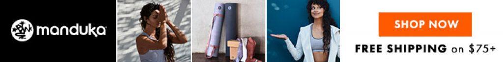 Free Shipping Manduka Yoga Mat