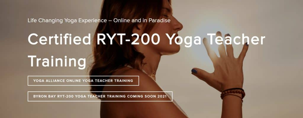 Discover Santosha Yoga Institute's world-renowned 200 hour online yoga teacher training and join for 50% off!