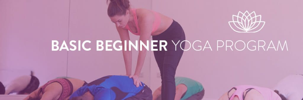 YogaDownload is a great online yoga platform for beginner yogis with online yoga classes and series made for beginner yogis.
