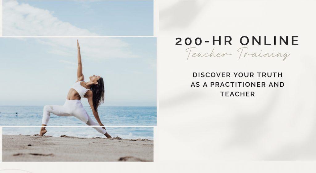 Aligned Online Yoga Teacher Training With Briohny Smyth