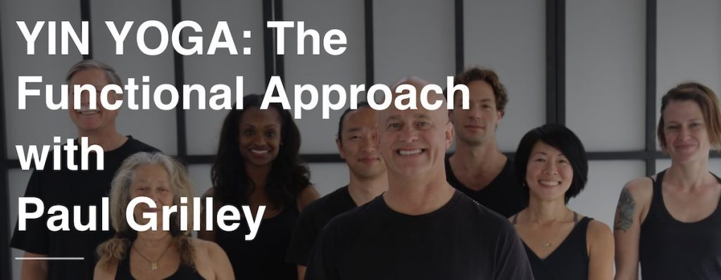 Online Yin Yoga Teacher Training Paul Grilley at Pranamaya