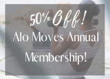 Alo Moves Review – 50% off Annual Membership!
