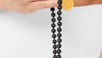 Alo Yoga's New Precious Gemstone Mala Collection